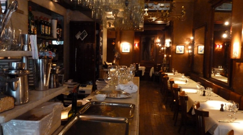 Le petit boxeur restaurant bruxelles centre for Petit restaurant